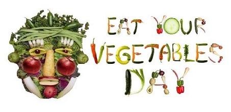 mangez des légumes