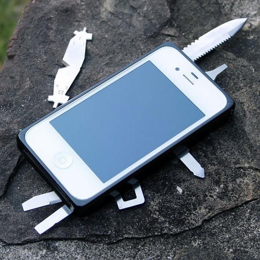 le smarphone est le couteau suisse du 21e siècle