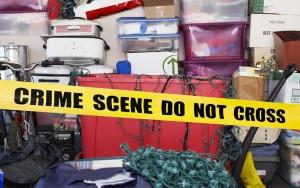 désencombrer vider son garage