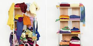 la garde-robe minimaliste, trier ses vêtements