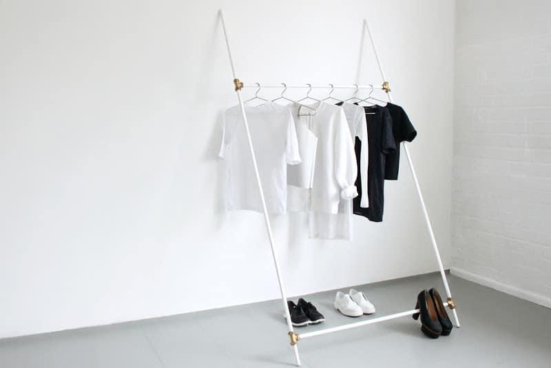 la garde-robe minimaliste