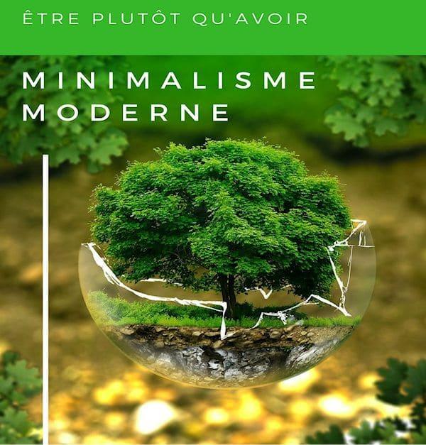 Ebook minimalisme moderne tre plut t qu 39 avoir for Livre sur le minimalisme