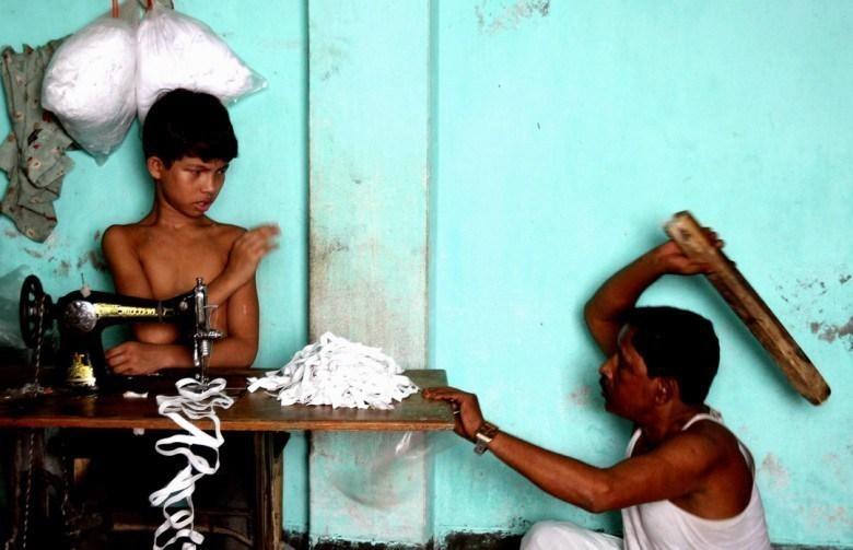 travail des enfants, priorisez la qualité plutôt que la quantitée