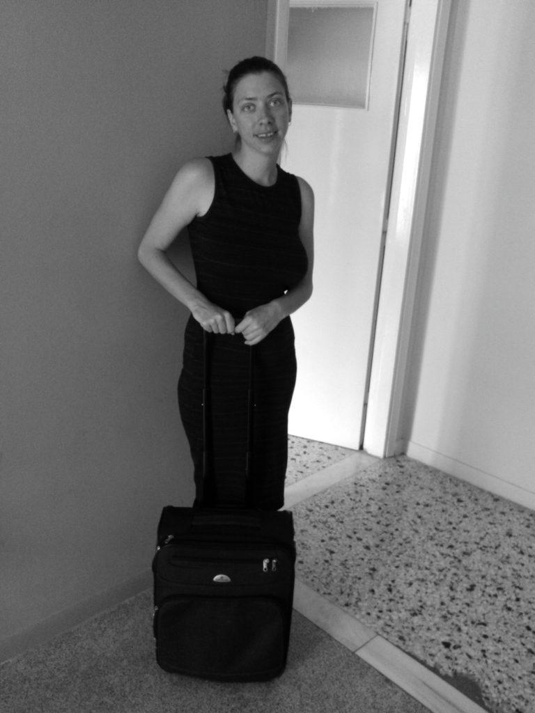 Toute ma vie tient dans une valise