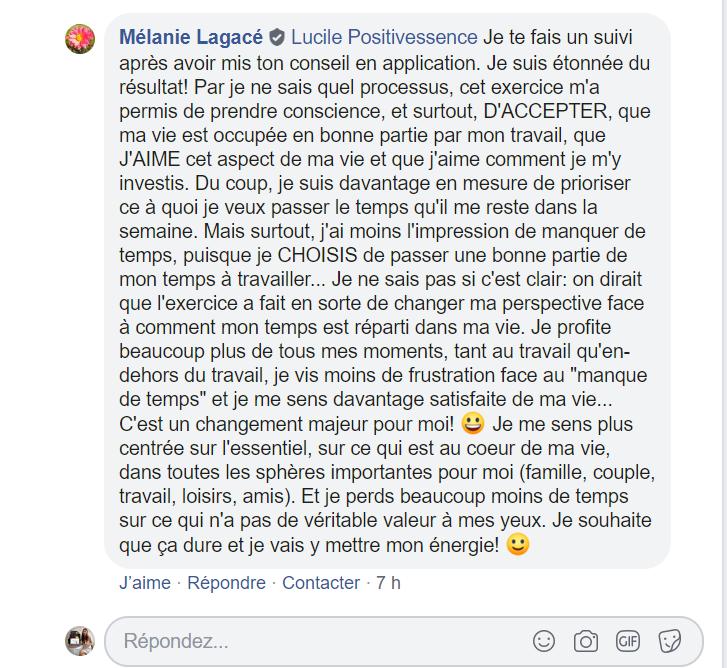 Témoignage Mélanie -Les Minimalistes